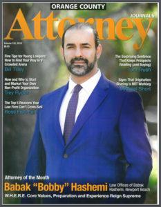 Bobby Hashemi Attorney